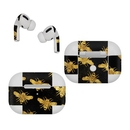 DecalGirl AAPP-BEEYOURSELF Apple AirPods Pro Skin - Bee Yourself (Skin Only)