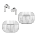 DecalGirl AAPP-BIANCO-MARBLE Apple AirPods Pro Skin - Bianco Marble (Skin Only)