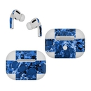 DecalGirl AAPP-MRBLBUBL Apple AirPods Pro Skin - Marble Bubbles (Skin Only)