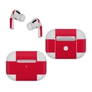 DecalGirl AAPP-SS-RED Apple AirPods Pro Skin - Solid State Red (Skin Only)