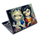 DecalGirl AC72-ALCSNW Acer Chromebook C720 Skin - Alice & Snow White (Skin Only)