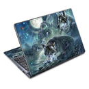 DecalGirl AC72-BARKMOON Acer Chromebook C720 Skin - Bark At The Moon (Skin Only)