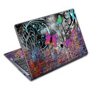 DecalGirl AC72-BWALL Acer Chromebook C720 Skin - Butterfly Wall (Skin Only)