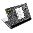 DecalGirl AC72-COMPNTBK Acer Chromebook C720 Skin - Composition Notebook (Skin Only)