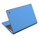 DecalGirl AC72-SS-BLU Acer Chromebook C720 Skin - Solid State Blue (Skin Only)