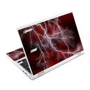 DecalGirl ACR11-APOC-RED Acer Chromebook R11 Skin - Apocalypse Red (Skin Only)