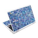 DecalGirl ACR11-BLUMON Acer Chromebook R11 Skin - Blue Monday (Skin Only)