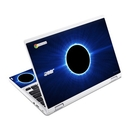 DecalGirl ACR11-BSTARECLIPSE Acer Chromebook R11 Skin - Blue Star Eclipse (Skin Only)