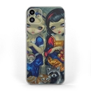DecalGirl AIP11-ALCSNW Apple iPhone 11 Skin - Alice & Snow White (Skin Only)