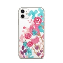 DecalGirl AIP11-BLUSHBLS Apple iPhone 11 Skin - Blush Blossoms (Skin Only)