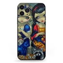 DecalGirl AIP11P-ALCSNW Apple iPhone 11 Pro Skin - Alice & Snow White (Skin Only)