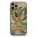 DecalGirl AIP11P-ALLOWTU Apple iPhone 11 Pro Skin - Allow The Unfolding (Skin Only)