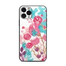 DecalGirl AIP11P-BLUSHBLS Apple iPhone 11 Pro Skin - Blush Blossoms (Skin Only)