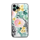 DecalGirl AIP11P-BLUSHEDFLOWERS Apple iPhone 11 Pro Skin - Blushed Flowers (Skin Only)