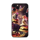 DecalGirl AIP11P-BURGERCATS Apple iPhone 11 Pro Skin - Burger Cats (Skin Only)