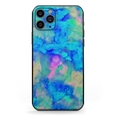 DecalGirl AIP11P-ELECTRIFY Apple iPhone 11 Pro Skin - Electrify Ice Blue (Skin Only)