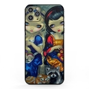 DecalGirl AIP11PM-ALCSNW Apple iPhone 11 Pro Max Skin - Alice & Snow White (Skin Only)