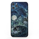 DecalGirl AIP11PM-BARKMOON Apple iPhone 11 Pro Max Skin - Bark At The Moon (Skin Only)