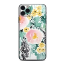 DecalGirl AIP11PM-BLUSHEDFLOWERS Apple iPhone 11 Pro Max Skin - Blushed Flowers (Skin Only)
