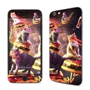 DecalGirl AIP6-BURGERCATS Apple iPhone 6 Skin - Burger Cats (Skin Only)