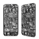 DecalGirl AIP6-DISTACTBW Apple iPhone 6 Skin - Distraction Tactic B&W (Skin Only)