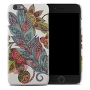 DecalGirl AIP6CC-FEATHERFLOWER Apple iPhone 6 Clip Case - Feather Flower