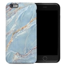 DecalGirl AIP6PHC-ATLMRB Apple iPhone 6 Plus Hybrid Case - Atlantic Marble