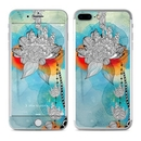 DecalGirl AIP8P-CORAL Apple iPhone 8 Plus Skin - Coral (Skin Only)