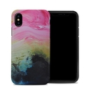 DecalGirl AIPXHC-ABRUPT Apple iPhone X Hybrid Case - Abrupt