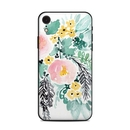 DecalGirl AIPXR-BLUSHEDFLOWERS Apple iPhone XR Skin - Blushed Flowers (Skin Only)