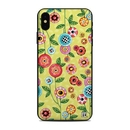 DecalGirl AIPXSM-BFLWRS Apple iPhone Xs Max Skin - Button Flowers (Skin Only)