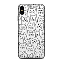DecalGirl AIPXSM-MOODYCATS Apple iPhone Xs Max Skin - Moody Cats (Skin Only)