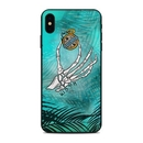 DecalGirl AIPXSM-NEVERLOST Apple iPhone Xs Max Skin - Never Lost (Skin Only)
