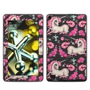 DecalGirl AKF5G-UNIROSECHAR Amazon Kindle Fire 5th Gen Skin - Unicorns and Roses (Skin Only)