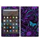 DecalGirl AKHD19-FASCSUR Amazon Kindle Fire HD10 2019 Skin - Fascinating Surprise (Skin Only)