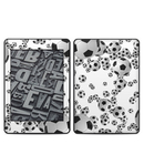 DecalGirl AKP18-LOSBALLS Amazon Kindle Paperwhite 2018 Skin - Lots of Soccer Balls (Skin Only)