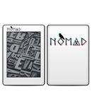 DecalGirl AKP18-NOMAD3D Amazon Kindle Paperwhite 2018 Skin - Nomad 3D (Skin Only)