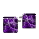 DecalGirl APA96-APOC-PRP Apple 96W USB-C Power Adapter Skin - Apocalypse Violet (Skin Only)