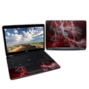 DecalGirl DLE7-APOC-RED Dell Latitude E7450 Skin - Apocalypse Red (Skin Only)