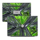 DecalGirl DX13-ABST-GRN Dell XPS 13 Laptop Skin - Emerald Abstract (Skin Only)