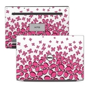 DecalGirl DX13-DFIELD-PNK Dell XPS 13 Laptop Skin - Daisy Field - Pink (Skin Only)