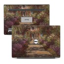 DecalGirl DX13-MON-GGIVERNY Dell XPS 13 Laptop Skin - Monet - Garden at Giverny (Skin Only)