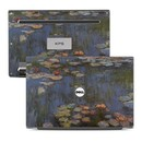 DecalGirl DX13-MON-WLILIES Dell XPS 13 Laptop Skin - Monet - Water lilies (Skin Only)