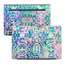 DecalGirl DX13-PASTELTRIANGLE Dell XPS 13 Laptop Skin - Pastel Triangle (Skin Only)