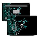 DecalGirl DX13-TRANQUILITY-BLU Dell XPS 13 Laptop Skin - Aqua Tranquility (Skin Only)