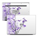 DecalGirl DX13-TRANQUILITY-PRP Dell XPS 13 Laptop Skin - Violet Tranquility (Skin Only)