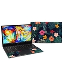 DecalGirl DX1360-TROPHIB Dell XPS 13 (9360) Skin - Tropical Hibiscus (Skin Only)
