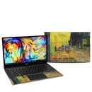 DecalGirl DX1360-VG-CAFETERRACE-NIGHT Dell XPS 13 (9360) Skin - Cafe Terrace At Night (Skin Only)