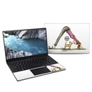 DecalGirl DX1380-DOWNWARDDOG Dell XPS 13 (9380) Skin - Downward Dog (Skin Only)