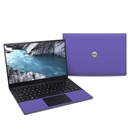 DecalGirl DX1380-SS-PUR Dell XPS 13 (9380) Skin - Solid State Purple (Skin Only)